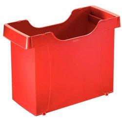 Hängeablage-Box Polystyrol A4 rot