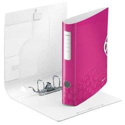 Ordner Polyfoam Active WOW A4 60mm pink metallic
