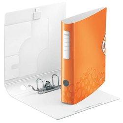 Ordner Polyfoam Active WOW A4 60mm orange metallic
