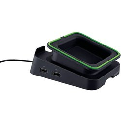 Complete Tischständer für Tablet PC oder Smartphone mit Ladefunktion.
