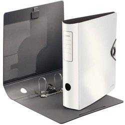 Ordner Leitz 1047-10-01 ActiveSolid PP 82mm weiß