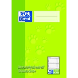Hausaufgabenheft 90g A5 90Bl