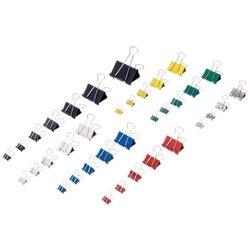 Foldback-Klammer Alco 785-11 51mm 12St schwarz