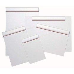 Schreibplatte Kunststoff A5 weiß