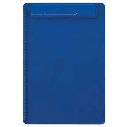 Schreibplatte Kunststoff A4 blau