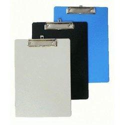 Schreibplatte Kunststoff A4 schwarz