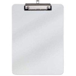 Schreibplatte Kunststoff A4 glasklar