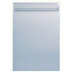 Schreibplatte Aluminium A4 silber