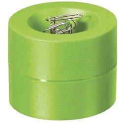 Klammerspender hellgrün 3012354 aus bruchsicherem Kunststoff