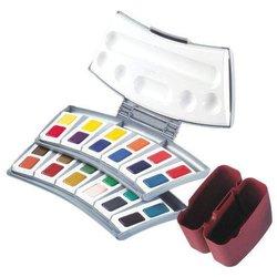 Aquarell Malkasten 24 Farben