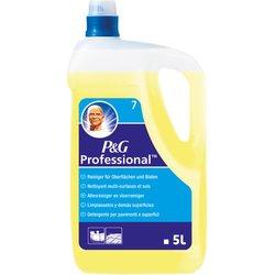 P&G Professional Allzweckreiniger 7, blau, 5 Liter.