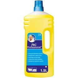 P&G Professional Allzweckreiniger, 7.1 blau, 1,5 Liter.