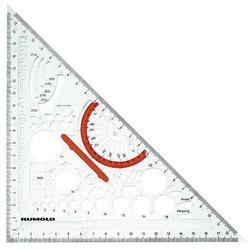 Techno Dreieck aus Makrolen