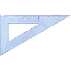 Zeichendreieck 60° 32 cm mm Teilung hochwertiger Kunststoff