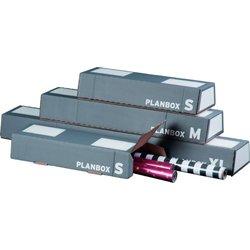 Trapez Plan-Box anthrazit  Kein Sperrgutzuschlag