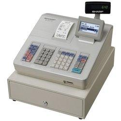 Registrierkasse XE-A207GR grau mit Thermodruckwerk und 53 Hubtasten