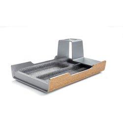 Schreibtischorganizer smartstyle, Holz/M
