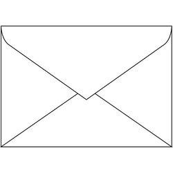 Briefumschlag DIN C5 100g 50St weiß
