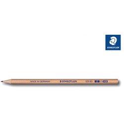 Bleistift unlackiert Härtegrad HB sechskant