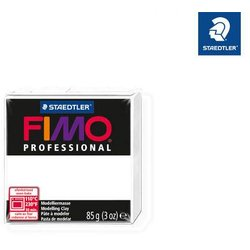 Modelliermasse Fimo professional 85g weiß