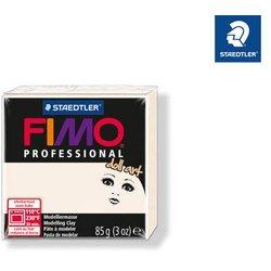 Modelliermasse Fimo professional doll art 85g porzellan semi opak