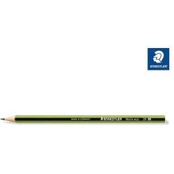Bleistift Noris eco aus Wopex grün-schwarz gestreift Härtegrad 2B