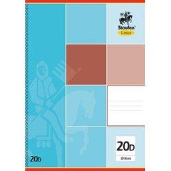 Hausaufgabenheft Linea 70g A5 48Bl