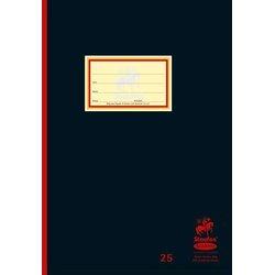 Oberschulheft Staufen 12225 Premium Academy 90g A4 20Bl #25 liniert mit Rand