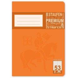 Vokabelheft Staufen 10253 Premium Academy 90g A5 32Bl