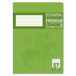 Vokabelheft Staufen 10457 Premium Academy 90g A4 40Bl 3 Spalten