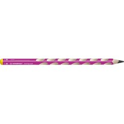 Bleistift Stabilo 321/01-2B-6 EASYgraph Linkshänder rosa