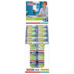 Klebefilm Tesa 56997 Eco & Clear Sparpack 3 x 10m : 15mm
