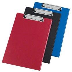 Schreibplatte PVC A4 sortiert