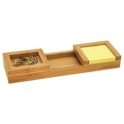Stifteschale-Set Wedo 611607 Bambus 3-teilig