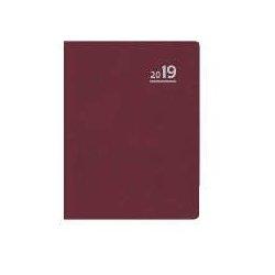 Taschenkalender 8 x 11 cm, farbig sortiert # 660-1001