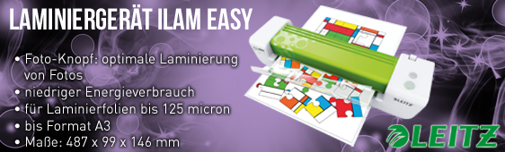 Laminiergerät iLAM easy A3 414mm/min , für Home Office